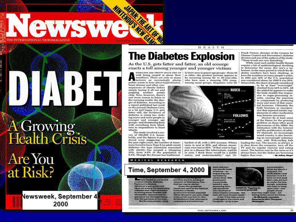 Newsweek, September 4, 2000 2000 Newsweek, September 4, 2000 2000 Time, September 4, 2000