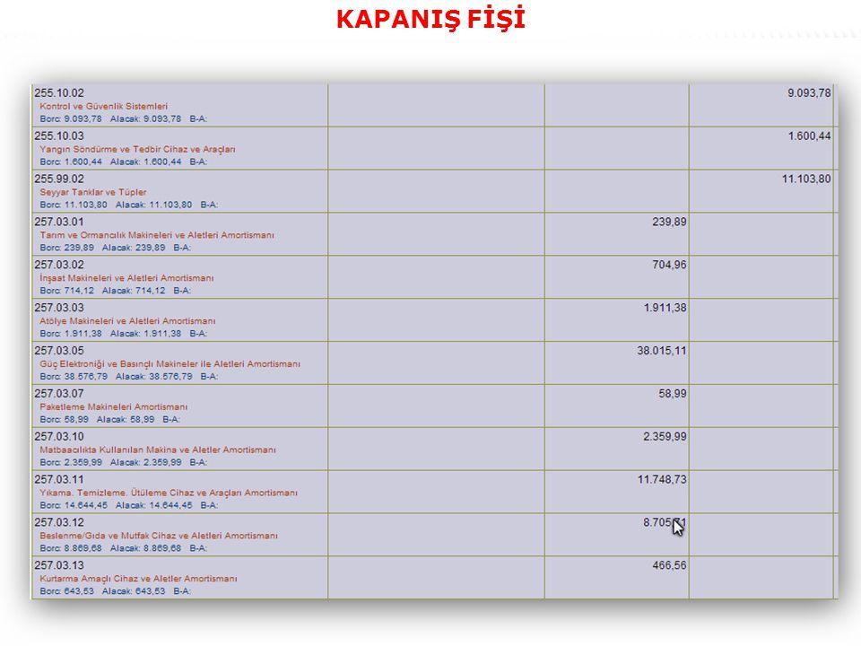 59 KAPANIŞ FİŞİ