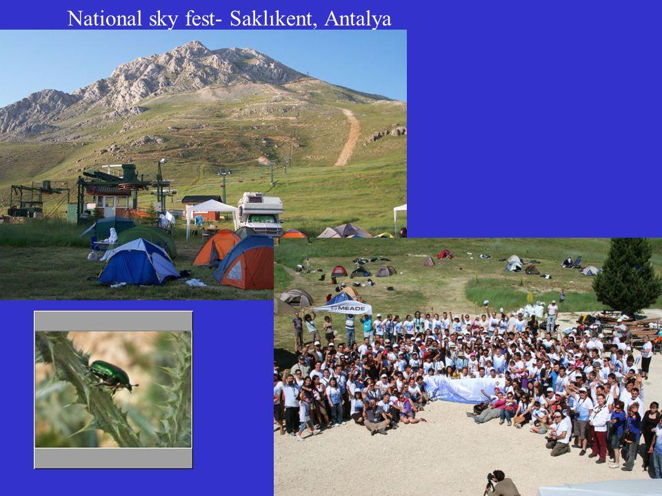 National sky fest- Saklıkent, Antalya