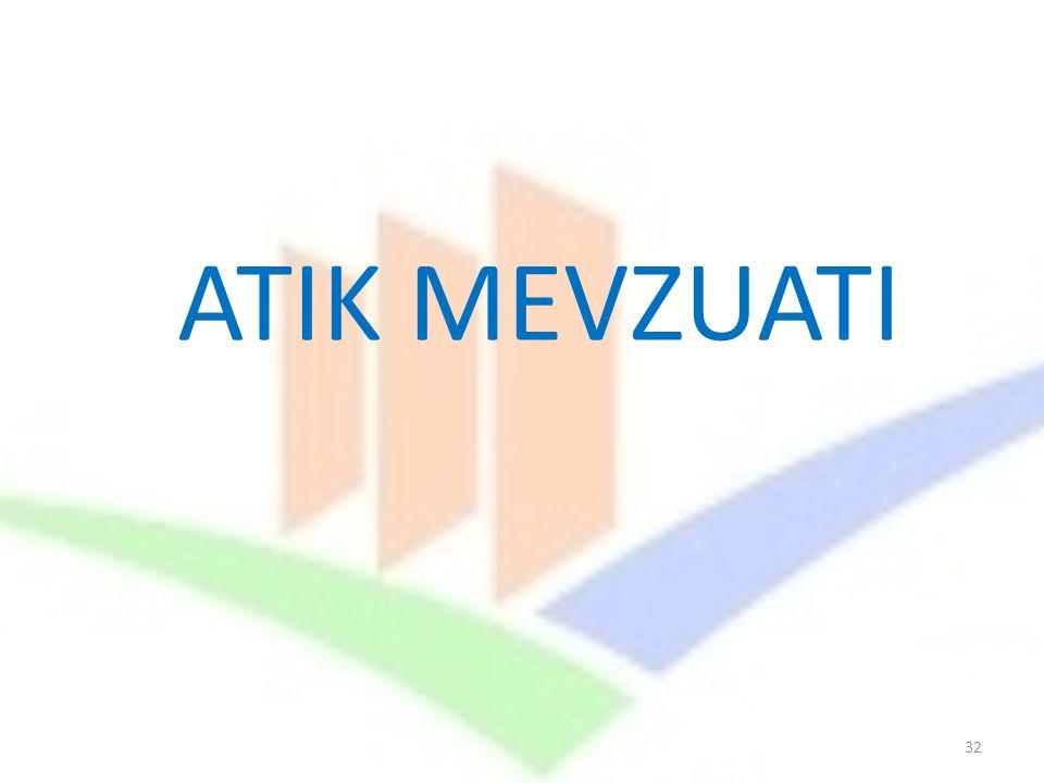 ATIK MEVZUATI 32