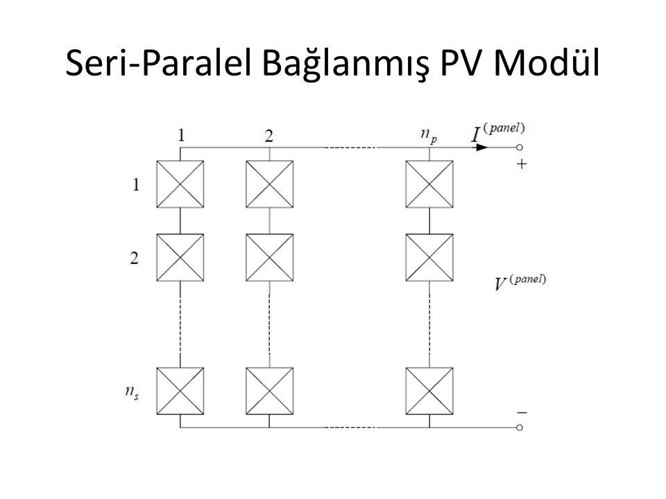 PV Modülleri Etkileyen Faktörler: Sıcaklık: laboratuar test sıcaklığı olan 25 derecede, her 1 derecelik sıcaklık artışı elde edilen çıkış gücünü ortalama %0.5 oranında azalatır.