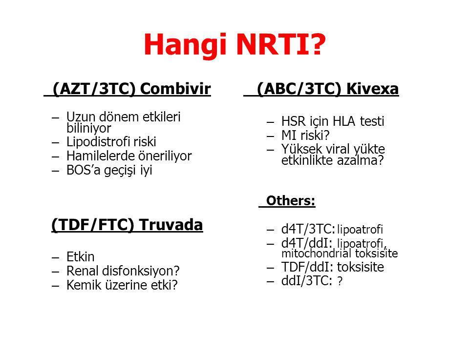 Hangi NRTI.