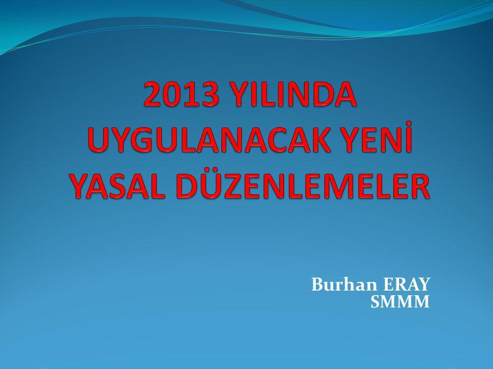 Burhan ERAY SMMM
