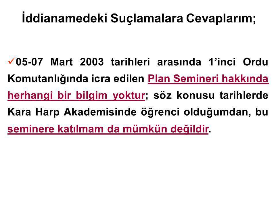 Sözde sahte Planlara göre, Fatih ve Beyazıt Camilerine yönelik eylemin gerçekleştirileceği iddia edilen tarih 28 Şubat 2003'tür.