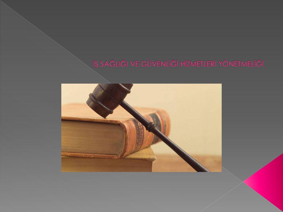  (7) İşyerlerinde görevlendirilen işyeri hekimi ve iş güvenliği uzmanı ile hizmet alınan kurumların İş Kanununa göre geçerli yetki belgesine sahip olmalarından işveren sorumludur.