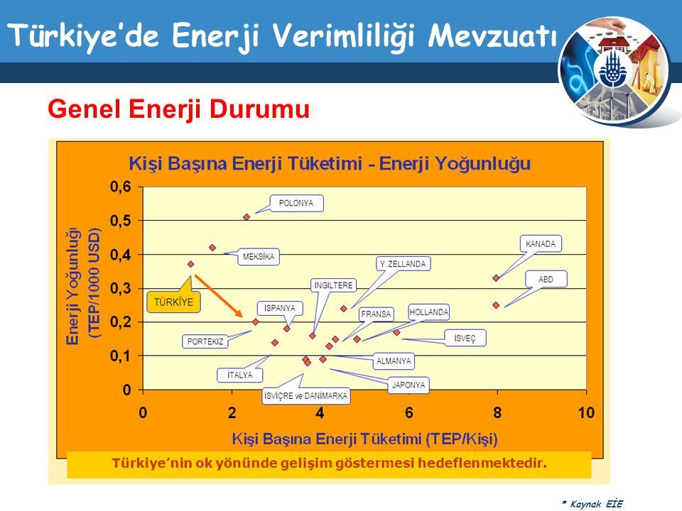 Türkiye'de Enerji Verimliliği Mevzuatı Yönetmeliğin amacı: Dış iklim şartlarını, iç mekan gereksinimlerini, mahalli şartları ve maliyet etkinliğini de dikkate alarak, bir binanın bütün enerji kullanımlarının değerlendirilmesini sağlayacak hesaplama kurallarının belirlenmesini, birincil enerji ve karbondioksit (CO2) emisyonu açısından sınıflandırılmasını, yeni ve önemli oranda tadilat yapılacak mevcut binalar için minimum enerji performans gereklerinin belirlenmesini, yenilenebilir enerji kaynaklarının uygulanabilirliliğinin değerlendirilmesini, ısıtma ve soğutma sistemlerinin kontrolünü, sera gazı emisyonlarının sınırlandırılmasını, binalarda performans kriterlerinin ve uygulama esaslarının belirlenmesini ve çevrenin korunmasını düzenlemektir.