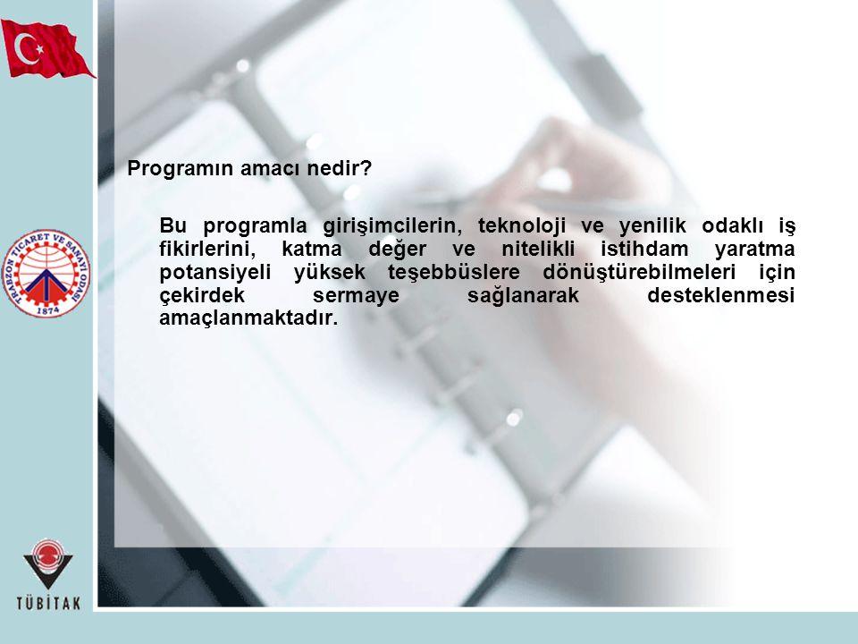 Program başvuru koşulları nelerdir.