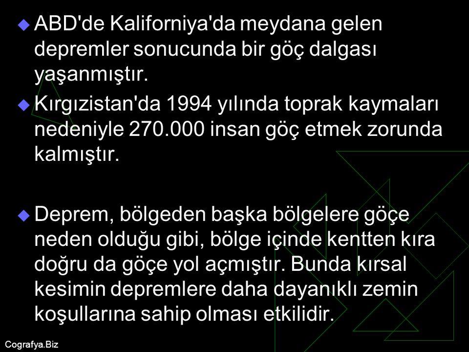 Cografya.Biz Türklerin Orta Asya'dan Göçü TTürk göçlerinin en önemli sebebi, AAna yurt topraklarının verimsizleşmesidir.