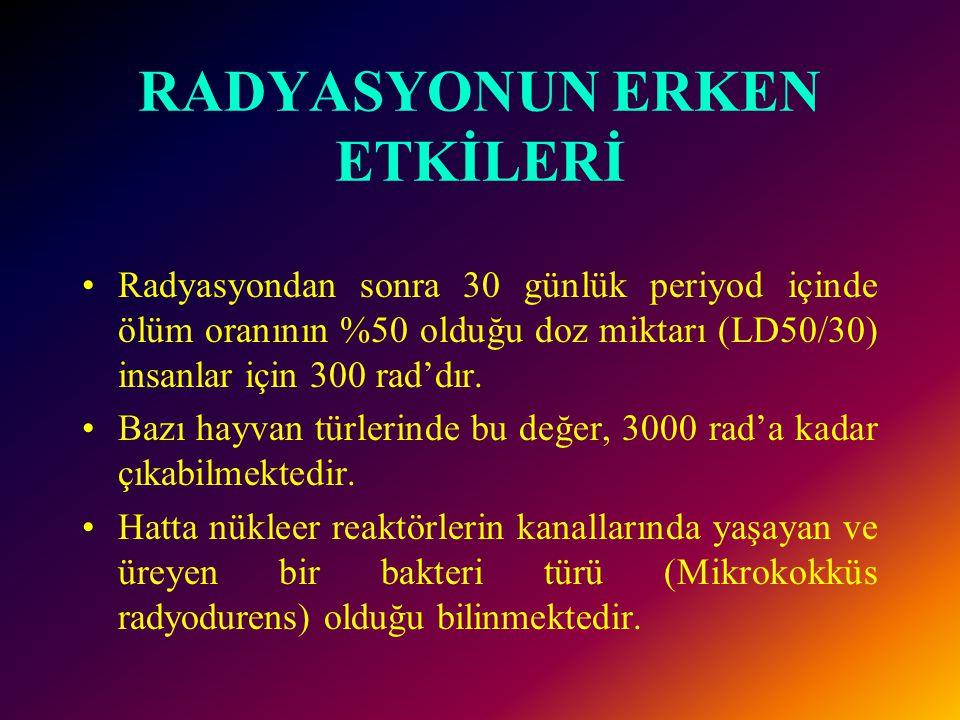 Latent Dönem Radyasyona maruz kalma sonrasında görülen geçici bir iyilik dönemidir. Bu dönemde radyasyon hastalığına ait bulgular gözlenmez. 100-500 r