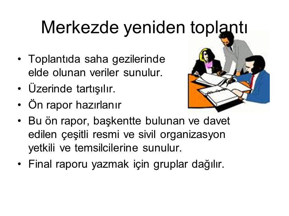 Ulusal Tüberküloz Kontrol Programı için Eylem Planı Önerileri