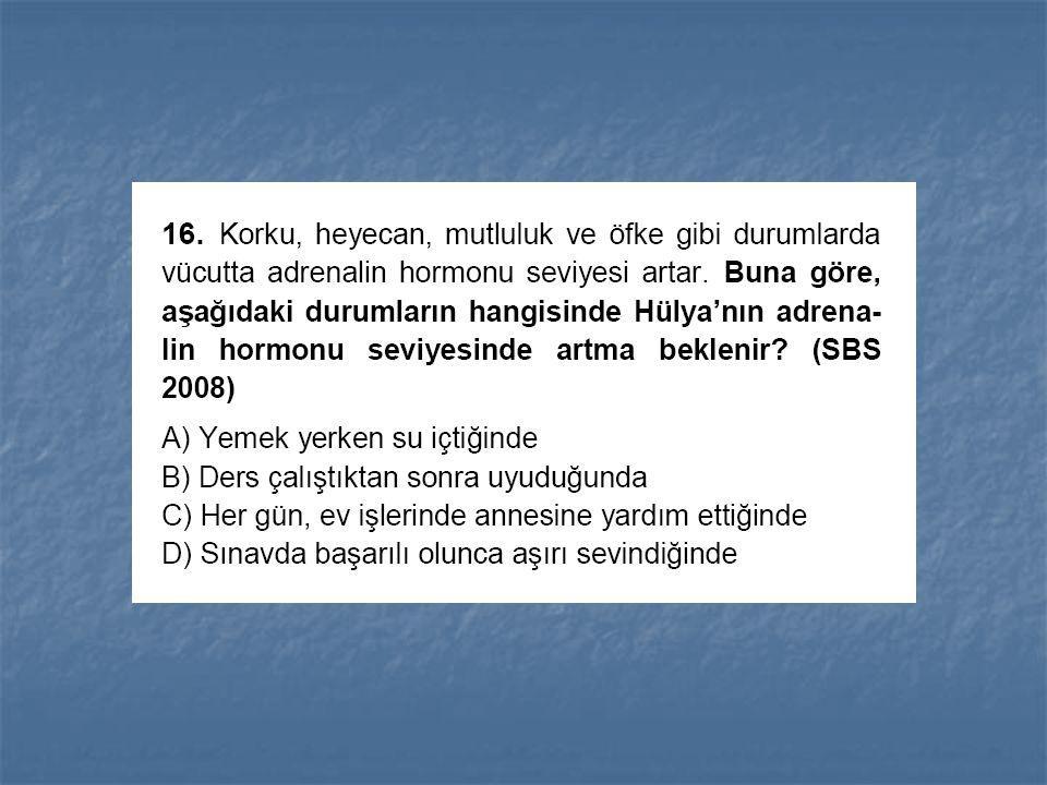 Soru3)Karbonhidratlı besinlerin sindiriminin başlangıç ve bitiş organları, hangisinde doğru olarak verilmiştir.