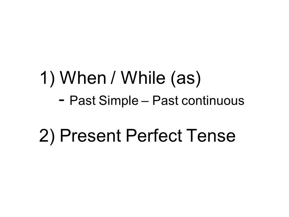 Past Simple Tense Simple Past Tense asıl olarak geçmişteki olayları anlatmak için kullanılır.