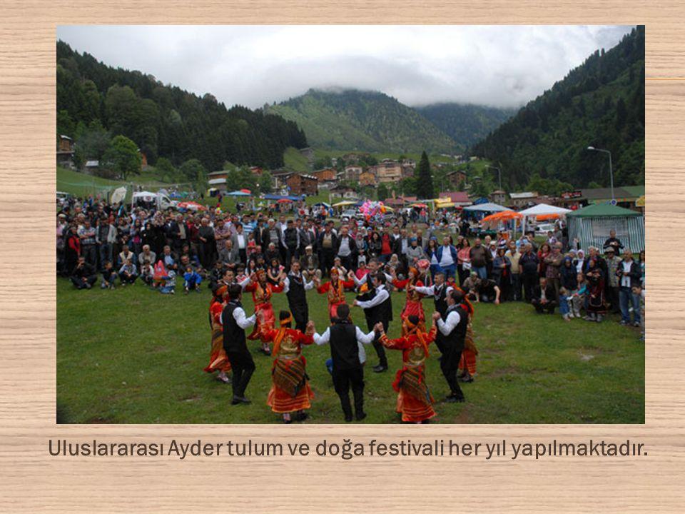 Tulum halk çalgısı ve yöresel oyun gösterisi