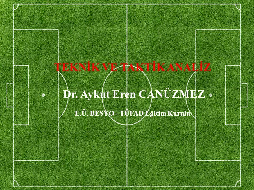 Perdeleme ve plan yapma 6 takım ise tekli (perde) orta saha oyuncusuyla oynadı.
