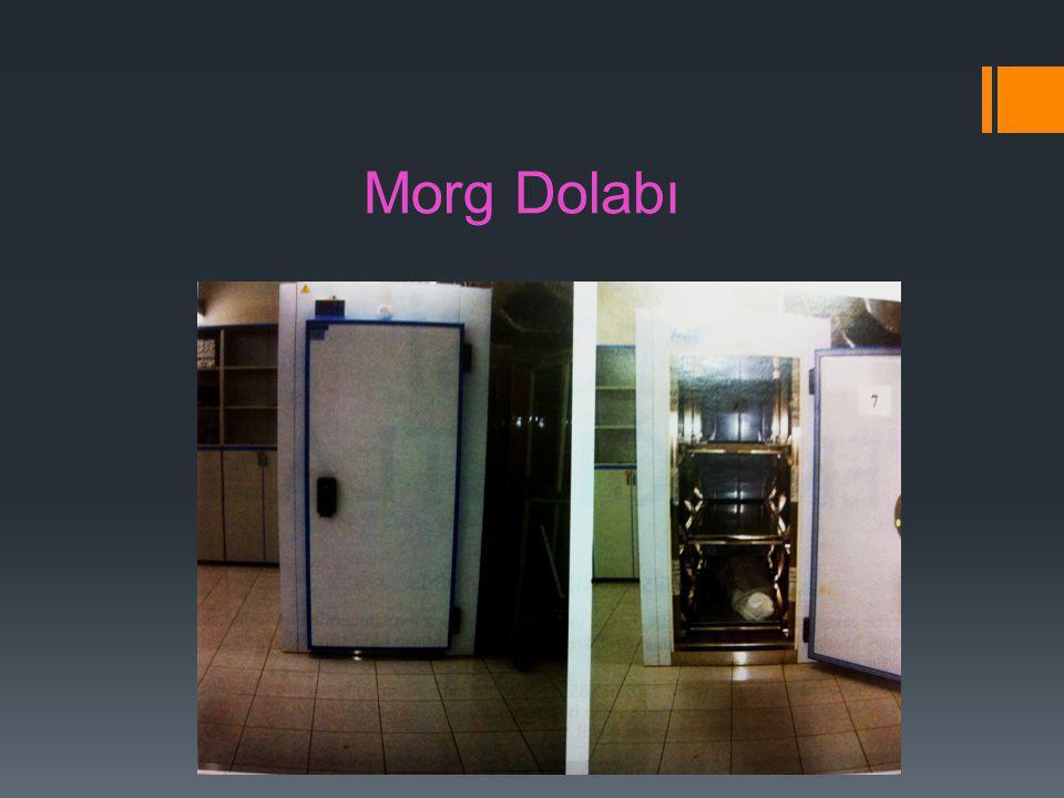 Morg Dolabı