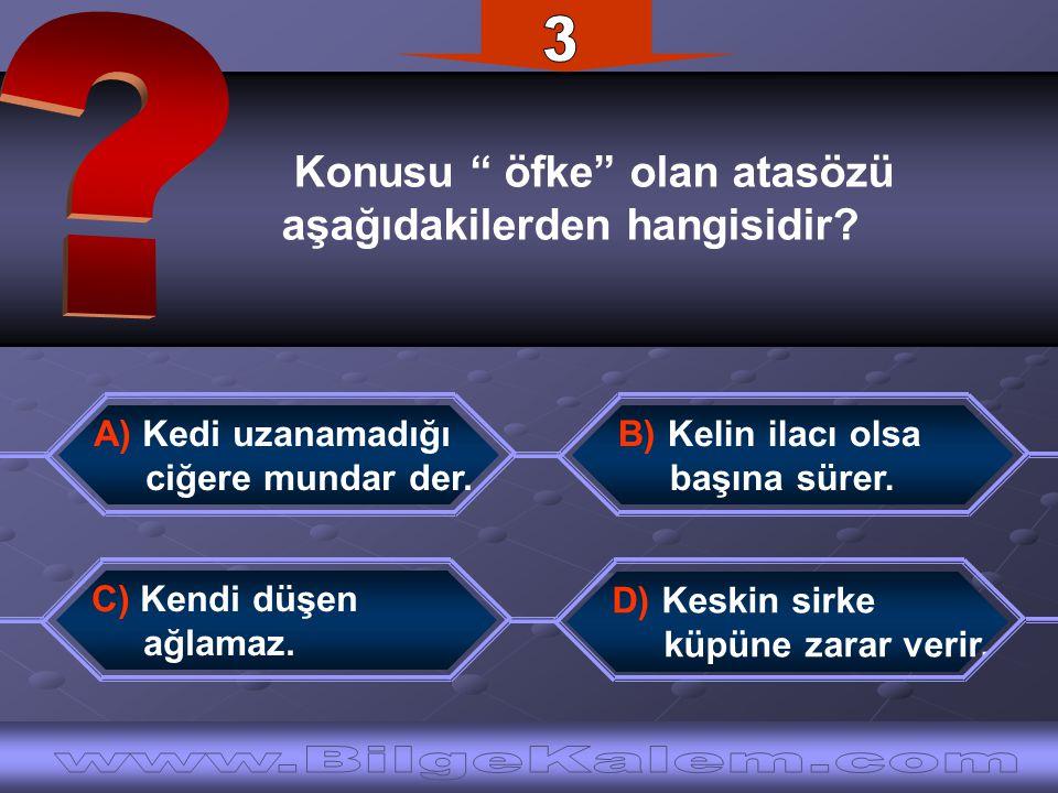 Gece gündüz eşitliği (Ekinoks) bir yılda kaç kez gerçekleşir? A) 3 C) 1 B) 2 D) 4