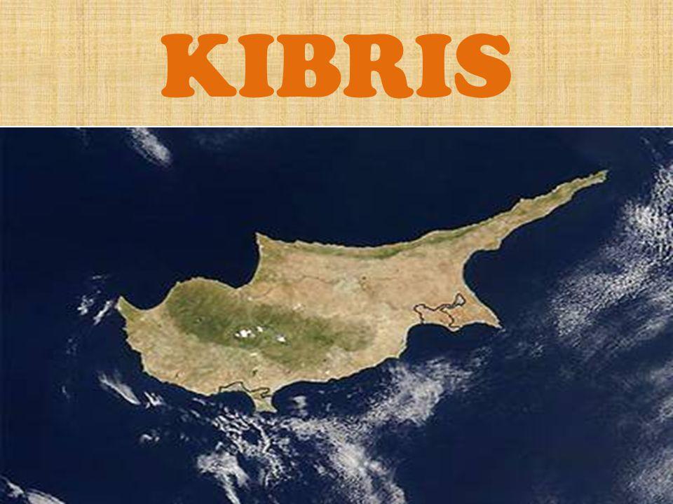 Kıbrıs Adası…Kıbrıs Türkiye' nin Akdeniz sularında bulunmaktadır. Yavru vatan olarak da bilinmektedir.