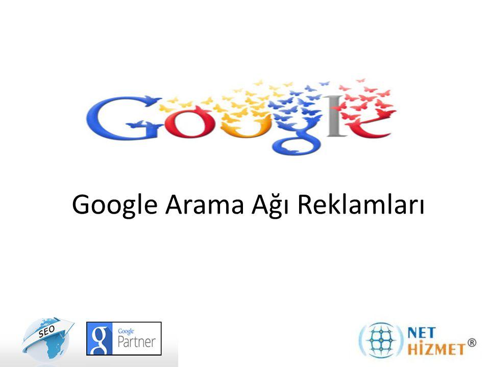 Google Arama Reklam Ağı Nedir.