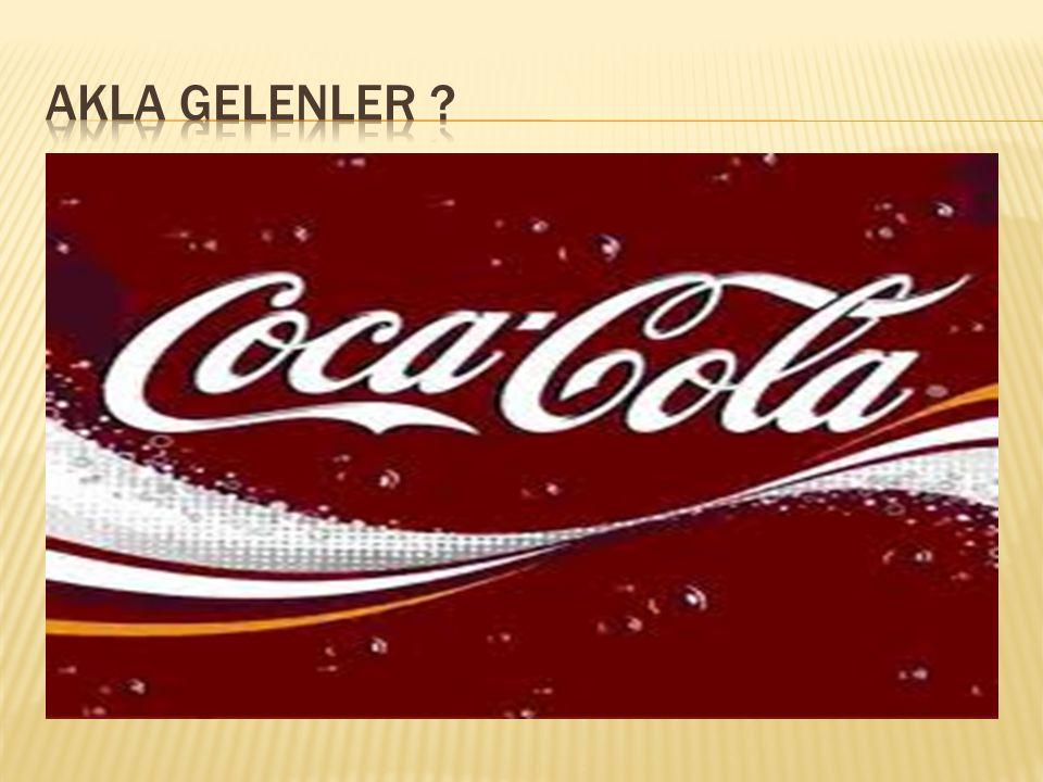  Coca-cola orjinal olarak kokain içermekteydi ve 1888'de ''yorgunluğu geçiren içecek'' olarak reklam yapıyordu.