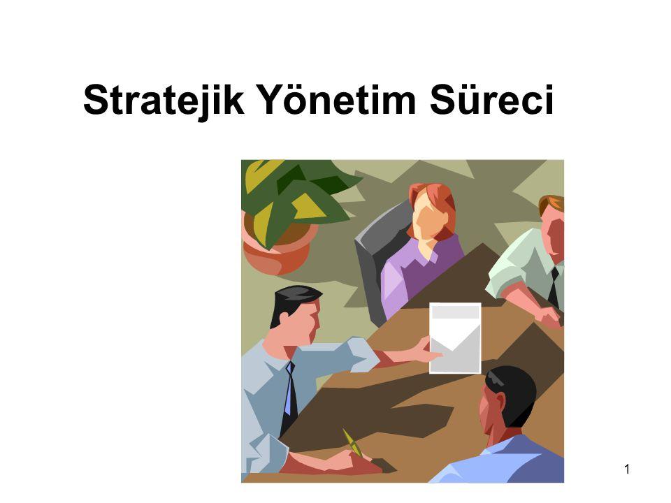 Stratejik Yönetim Süreci 1