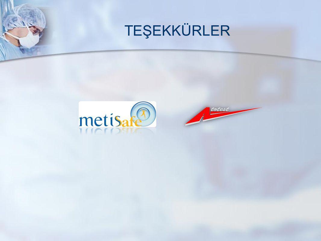 www.metisafe.com TEŞEKKÜRLER