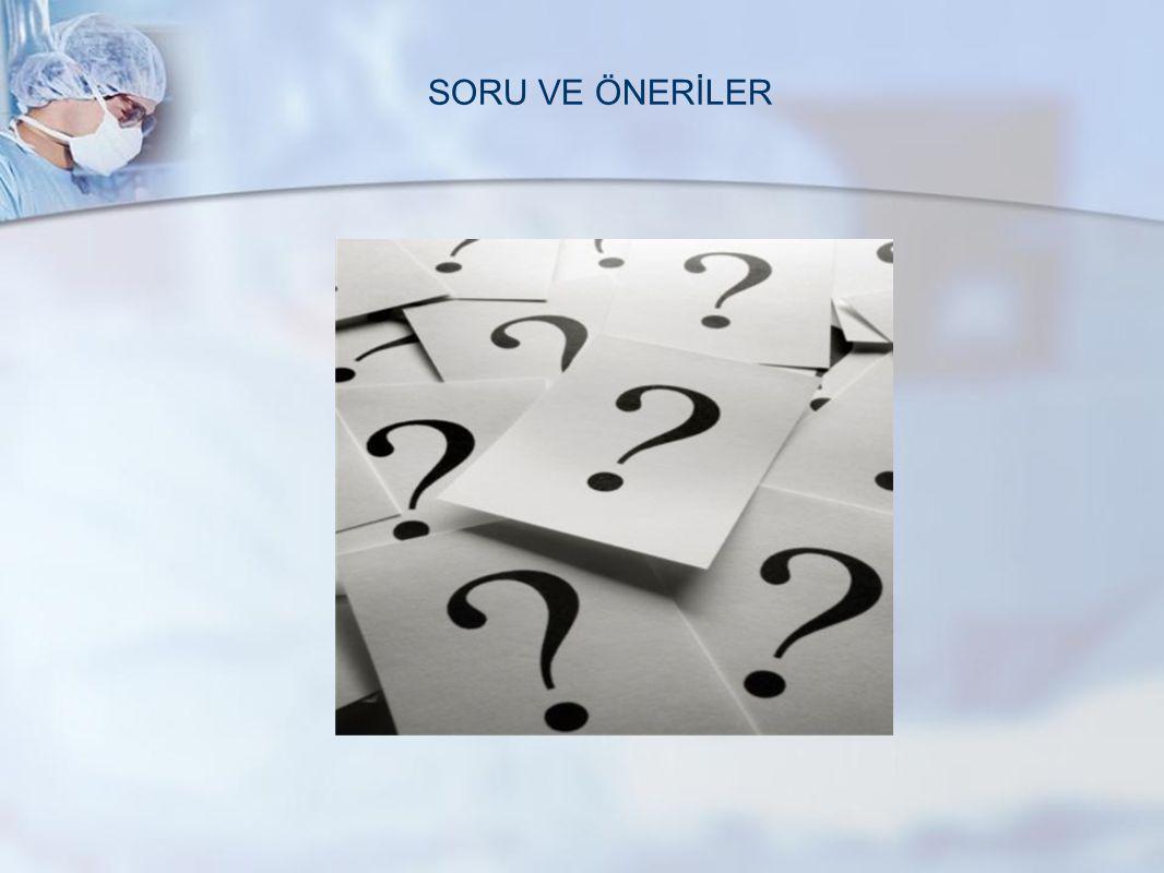 www.metisafe.com SORU VE ÖNERİLER