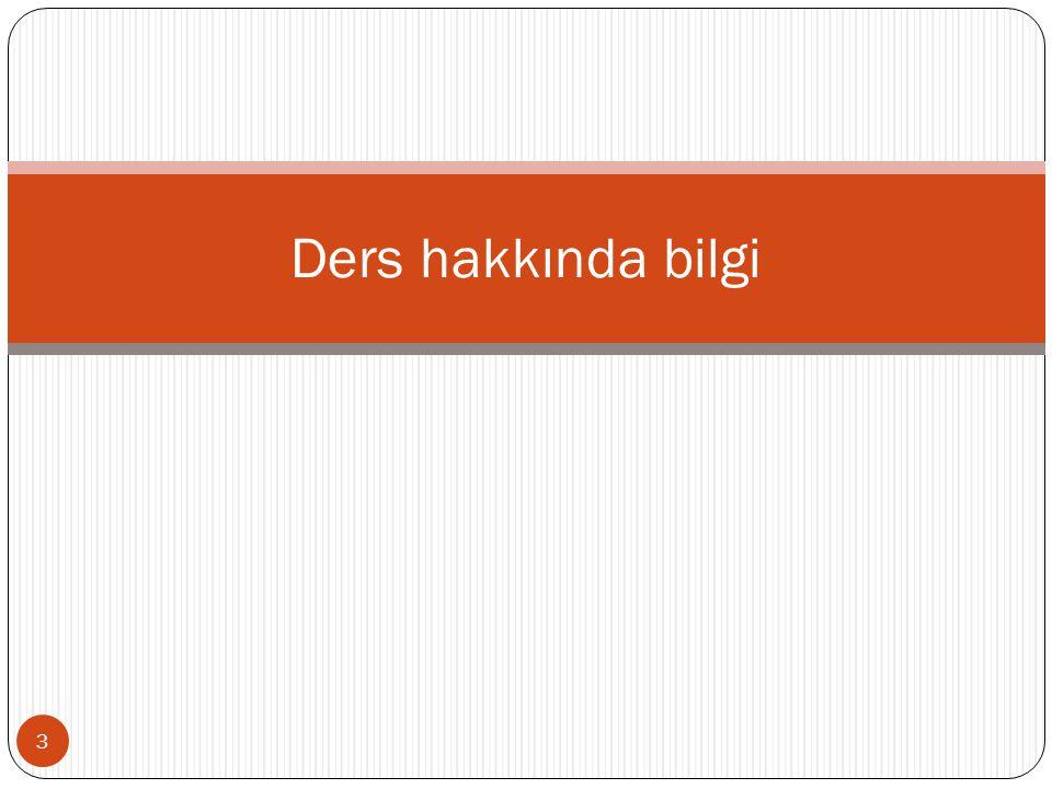 4 Dersi veren:Mustafa M Atanak E-posta adresi:mmatanak@anadolu.edu.tr Ders kitabı:Mikroi ş lemciler Mikrobilgisayarlar, E ş ref Adalı, Birsen Yayınevi, 2004