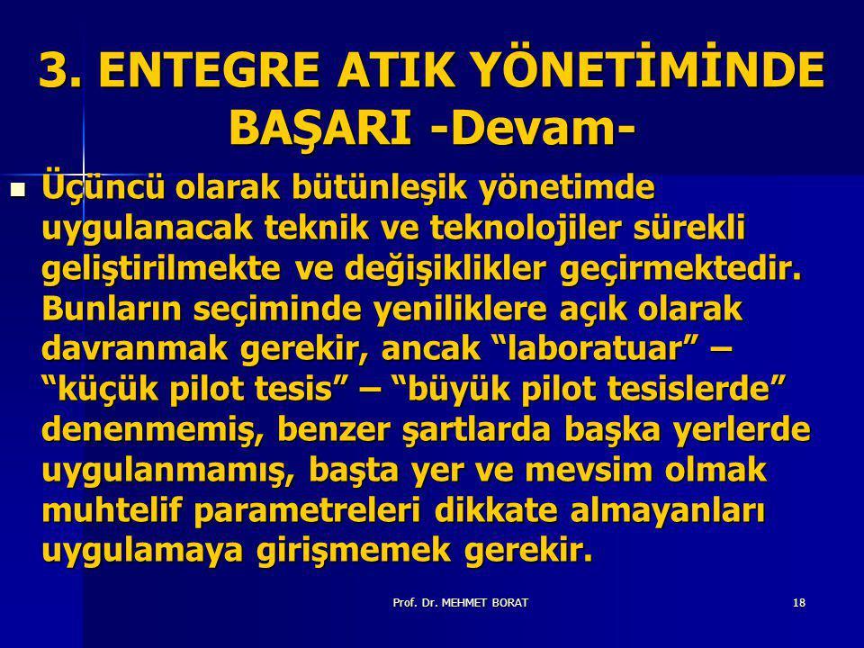 Prof.Dr. MEHMET BORAT18 3.