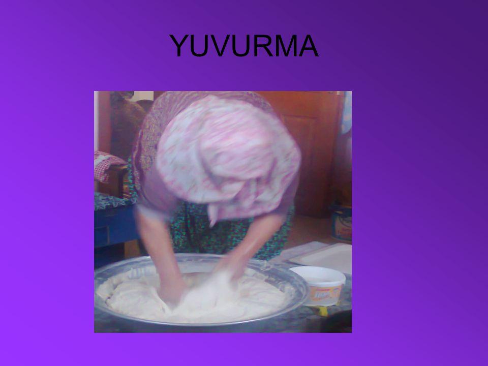 YUVURMA