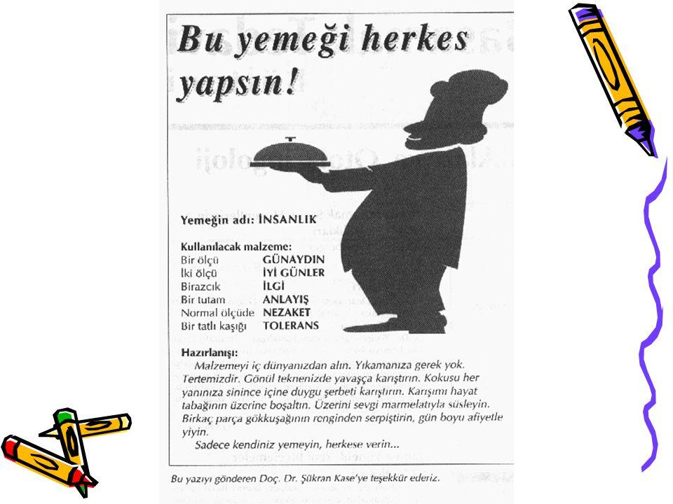 Bir kliniğin sorumlususunuz.Kliniğinizde 3 personeliniz çalışmakta.Çalışanlarınızdan biri Pınar Aydın.Pınar'ın babası 88 yaşında bir Alzheimer hastasıydı.Pınar babasını 1hafta önce kaybetti.Ve 1 haftalık aradan sonra bugün işine geri döndü.