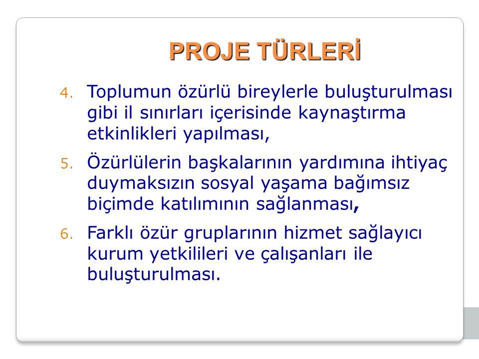BÜTÇE ÖDES'e teklif edilecek projelerin bütçe büyüklüğünün alt sınırı 10.000 TL olup üst sınırı 100.000 TL'dir.