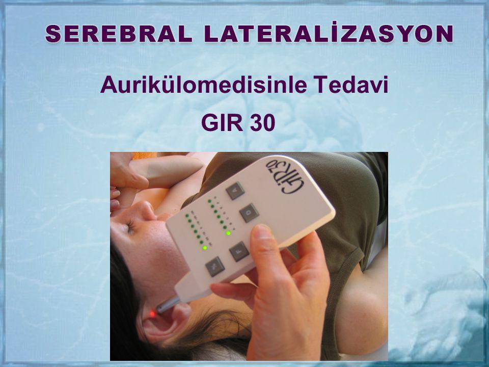 Aurikülomedisinle Tedavi GIR 30