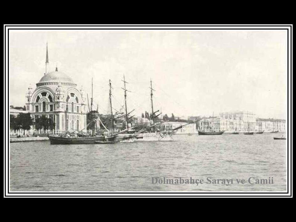 Dolmabahçe Sarayı ve Camii