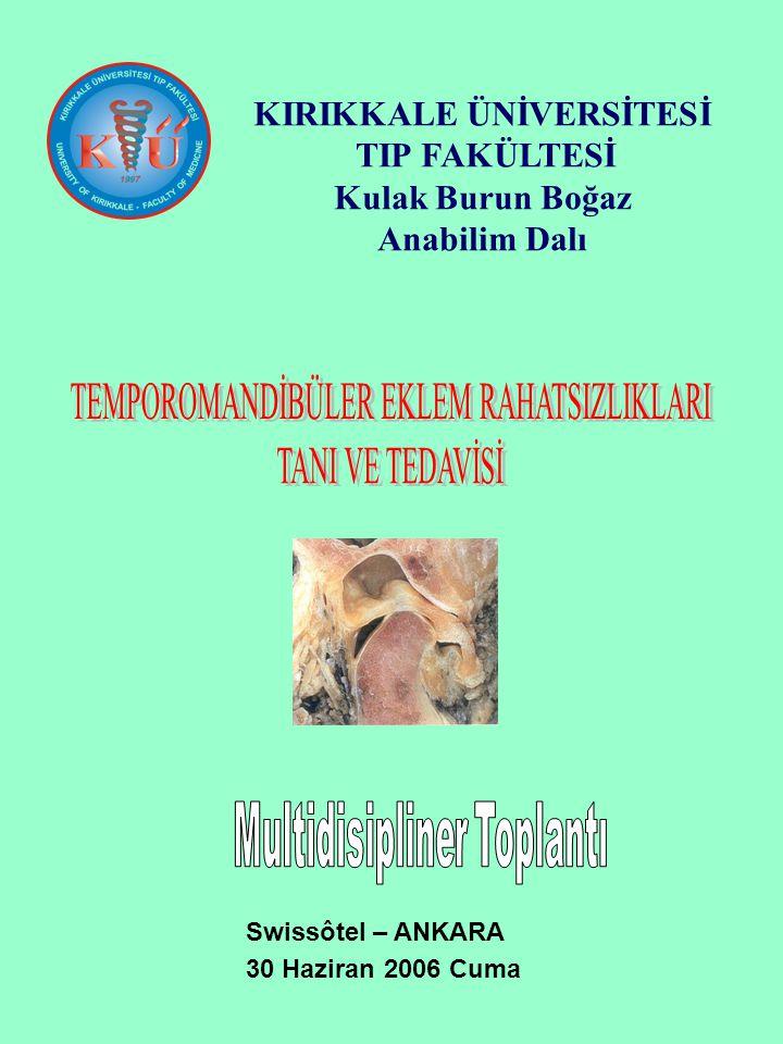 Toplantı Onursal Başkanı Prof.Dr. Metin ÖNERCİ Toplantı Başkanı Doç.