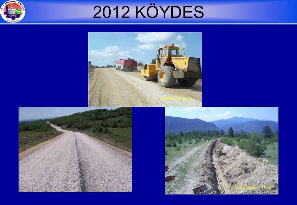 2012 KÖYDES
