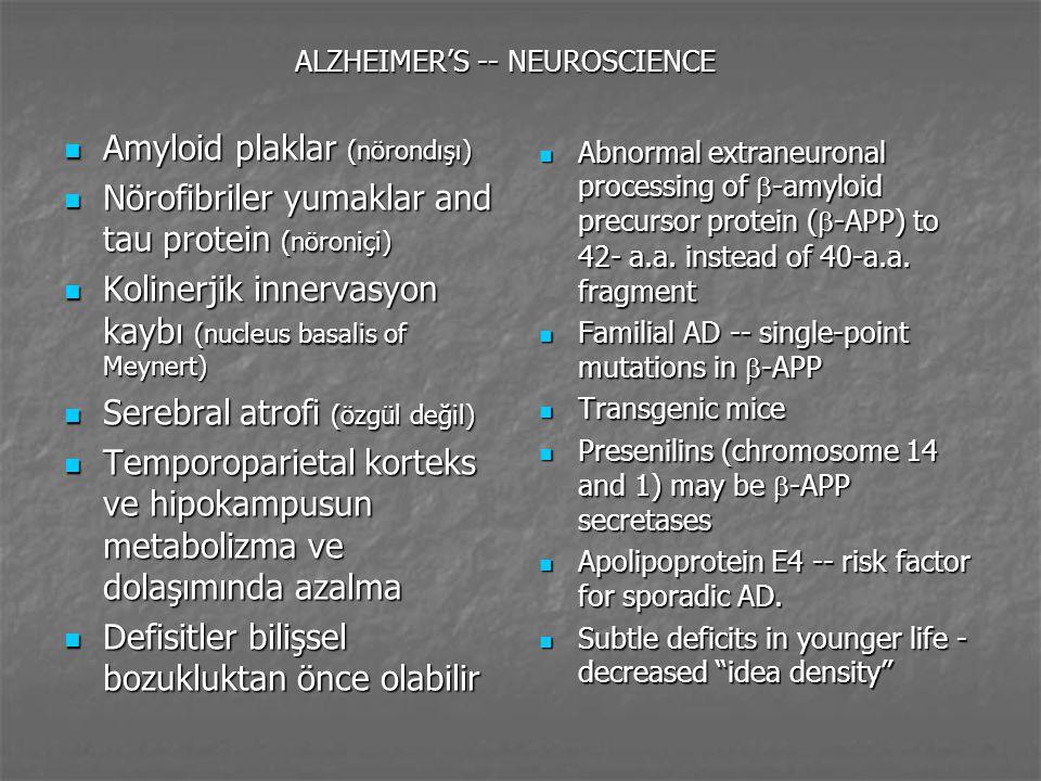 Vascular Dementia Vascular Dementia Normal Aging Normal Aging Vascular Dementia Normal Aging
