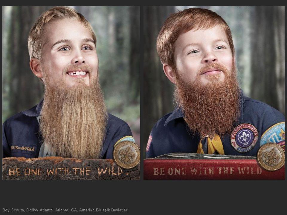 Boy Scouts, Ogilvy Atlanta, Atlanta, GA, Amerika Birleşik Devletleri