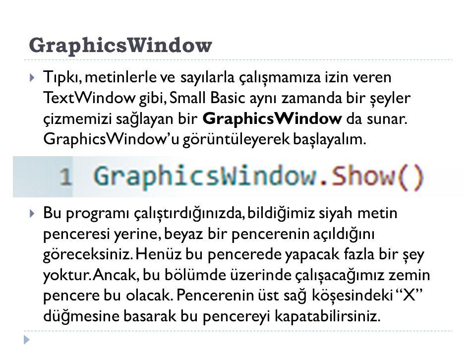 GraphicsWindow