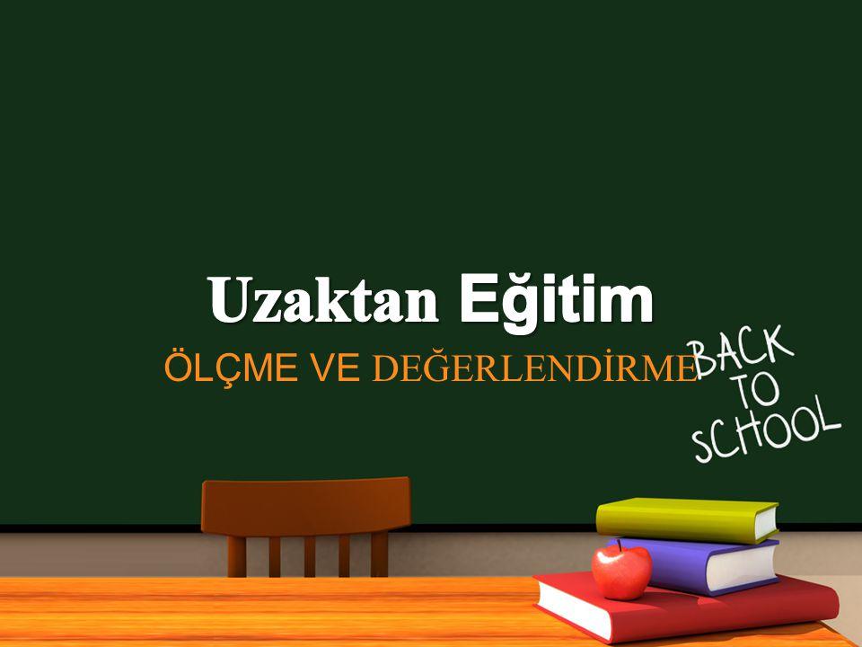 www.free-ppt-templates.com ÖLÇME VE DEĞERLENDİRME