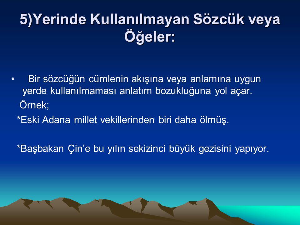 Örnek; Örnek; *Eski Adana millet vekillerinden biri daha ölmüş.