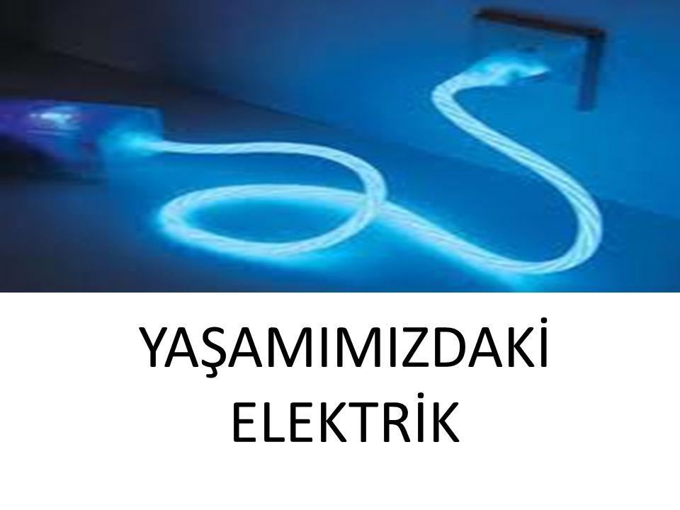 Sürtünme ile elektriklenmede birbirine sürtünen cisimlerden biri diğerine elektron verir ve kendisi pozitif (+) yükle yüklenir.