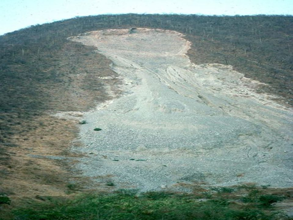  Erozyon, diğer adıyla aşınım , yer kabuğunu oluşturan kayaçların, başta akarsular olmak üzere türlü dış etmenlerle yıpratılıp yerinden koparılarak eritilmesi veya bir yerden başka bir yere taşınması olayı.Tarımda kullanılan alanların %70 i özelliklerini kaybederek dünya genelinde toplam kara üzerinde %30 civarında çölleşmeye sebep olmuştur.