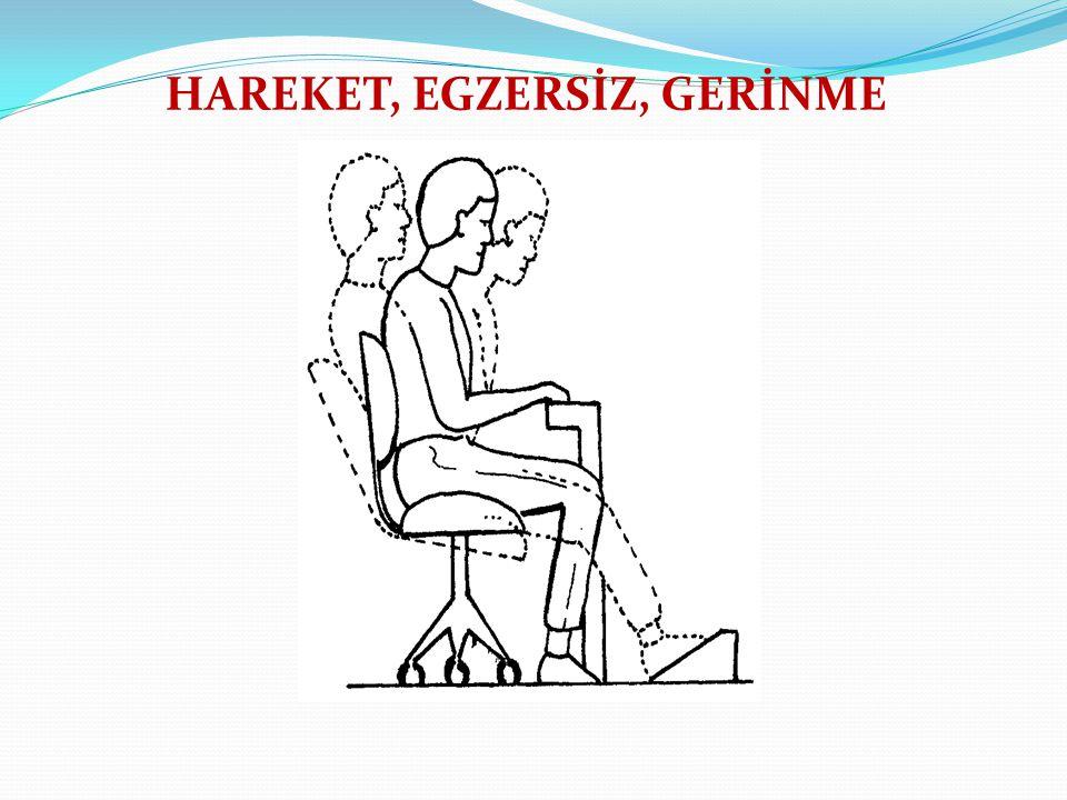 HAREKET, EGZERSİZ, GERİNME