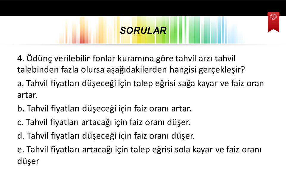 SORULAR 4.