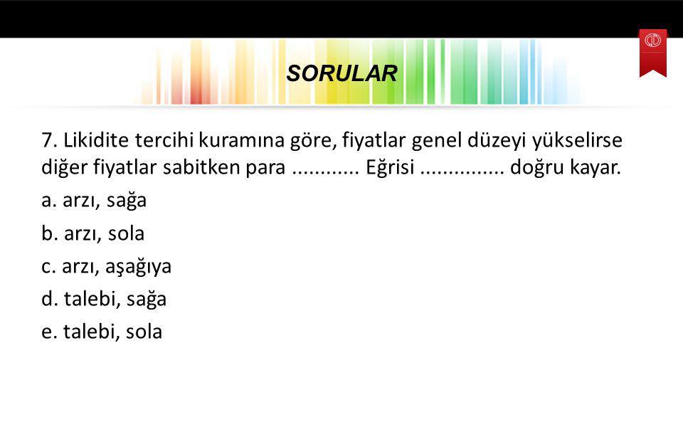 SORULAR 7.