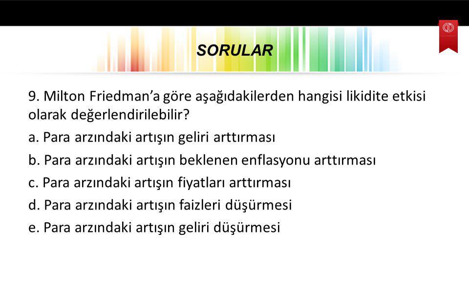SORULAR 9.