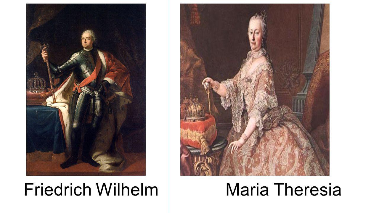 Friedrich Wilhelm Maria Theresia