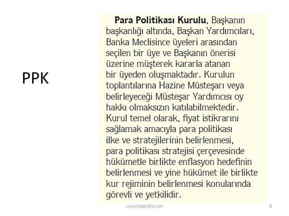 PPK www.hozyildiz.com8