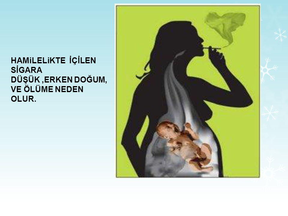 Sigara dumanına maruz kalan çocuklarda bronşit ve zatürre görülme olasılığı daha yüksek...