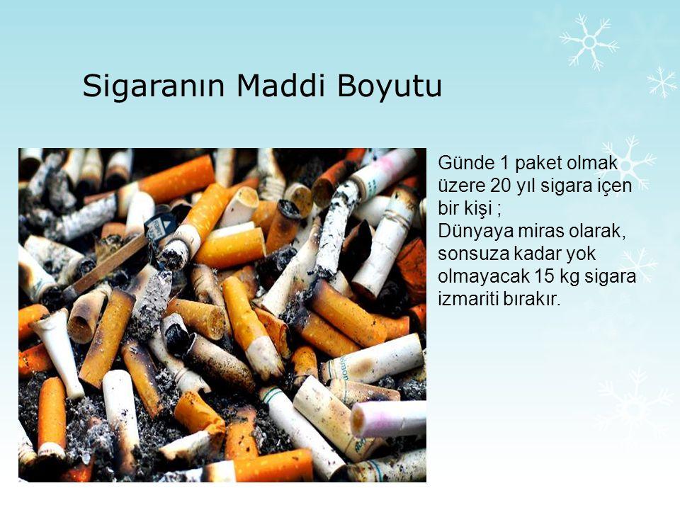 UNUTMAYIN ÇOCUKLAR DAİMA BÜYÜKLERİNİ ÖRNEK ALIRLAR Çocuklarının yanında sigara içmek, hatta çocuğuna sigara içtiğini hissettirmenin sonucu, çocuğun da